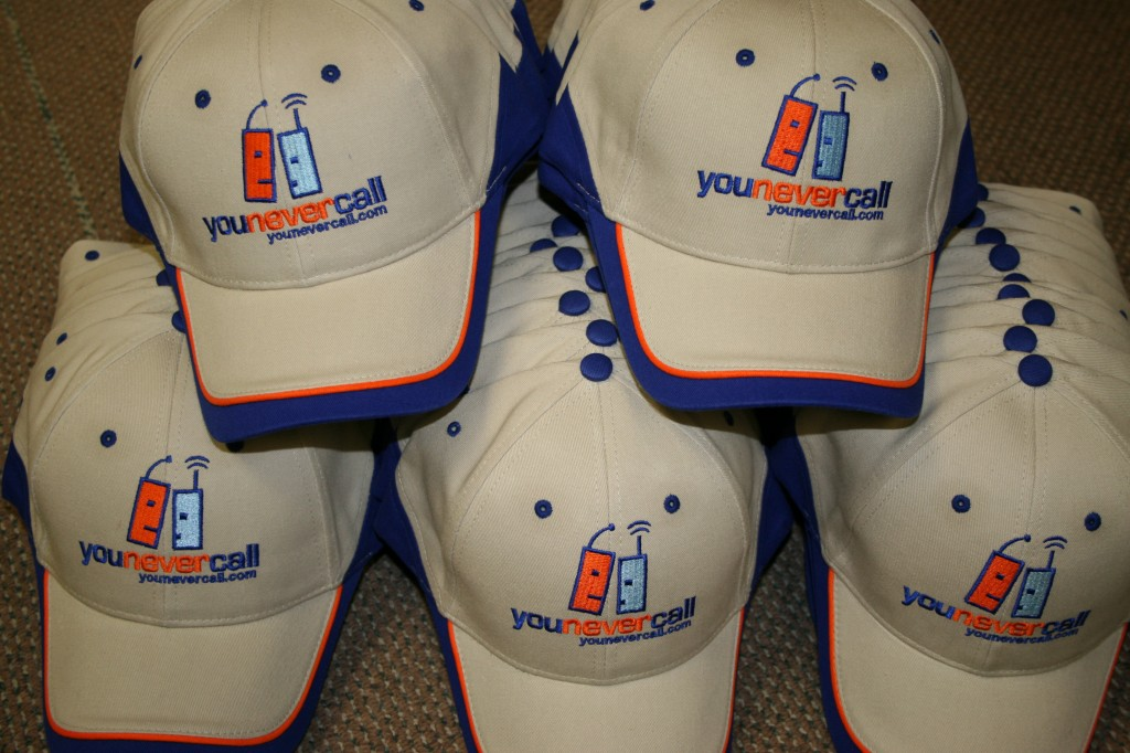 younevercall hats