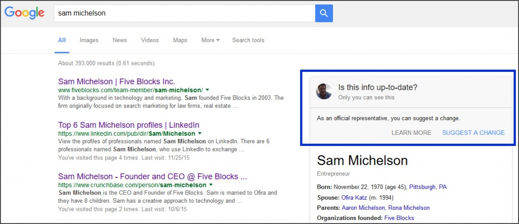 edit our knowledge graph